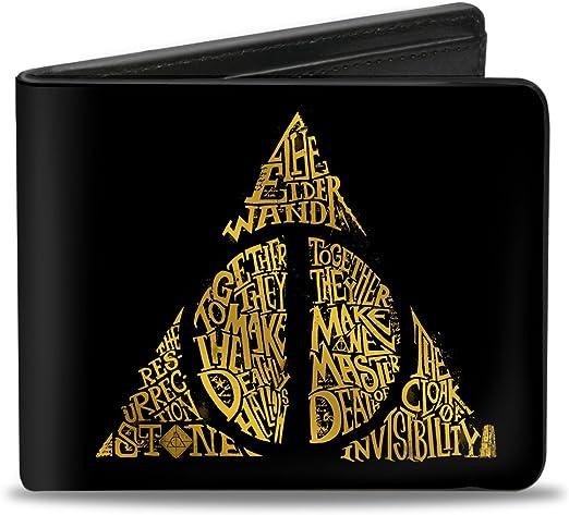 4.0 x 3.5 -X-Men Buckle-Down Buckle-Down Bifold Wallet X-Men Accessory