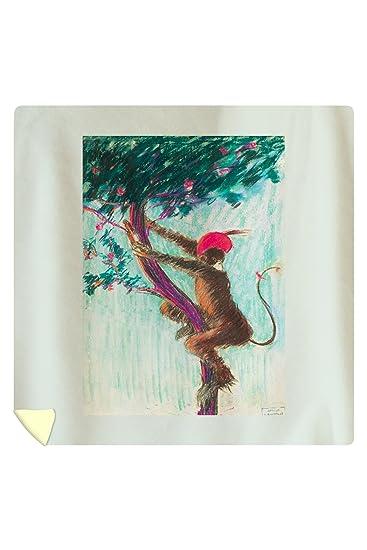 Amazon.com: Singe du Campari Vintage Poster (Artist ...