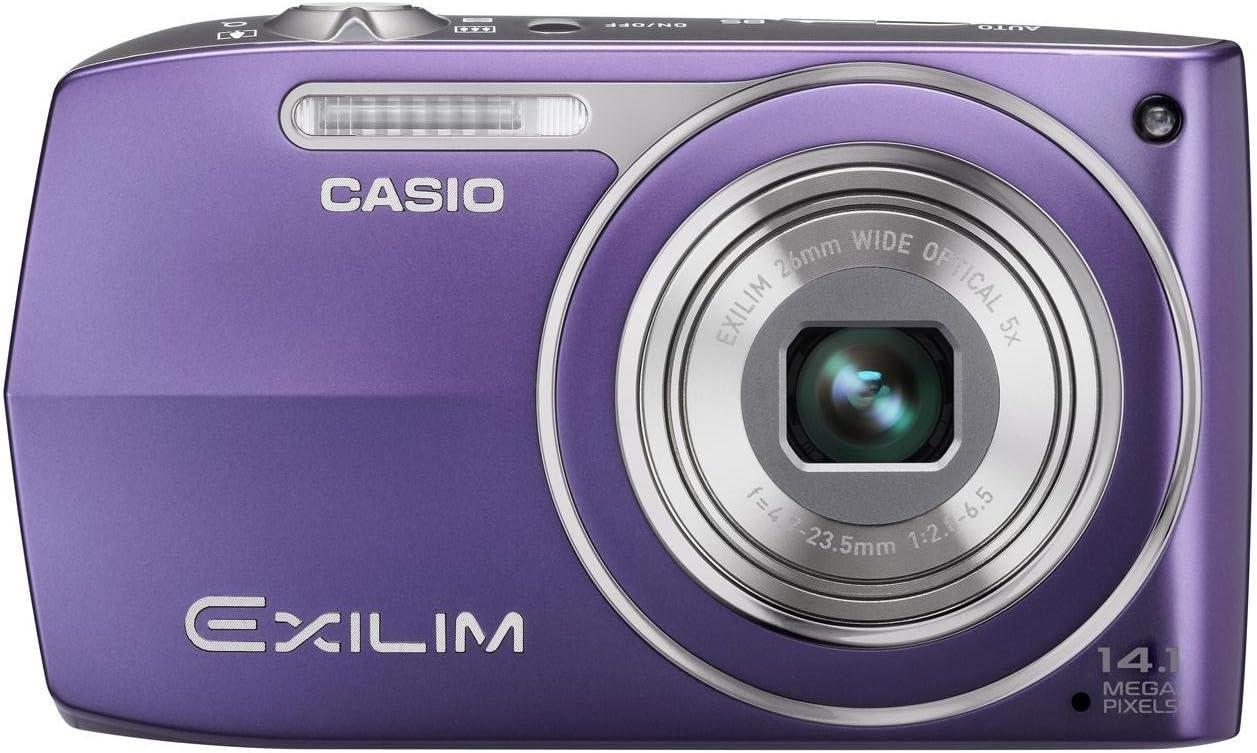 Casio Exilim Ex Z2000 Digitalkamera 3 Zoll Violett Kamera