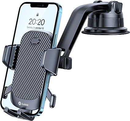 Andobil Handyhalterung Auto Saugnapf Neueste Ultra Stabile Universale Handyhalter Für Auto Kfz Handyhalterung Für Iphone 12 Pro Max 12 11 11 Pro Samsung S21 S21 S20 10 A51 Huawei Oneplus Xiaomi Usw Elektronik