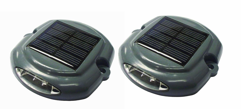 Dock Edge Dock Lite Solar Light (Pack of 2) 96-262-F