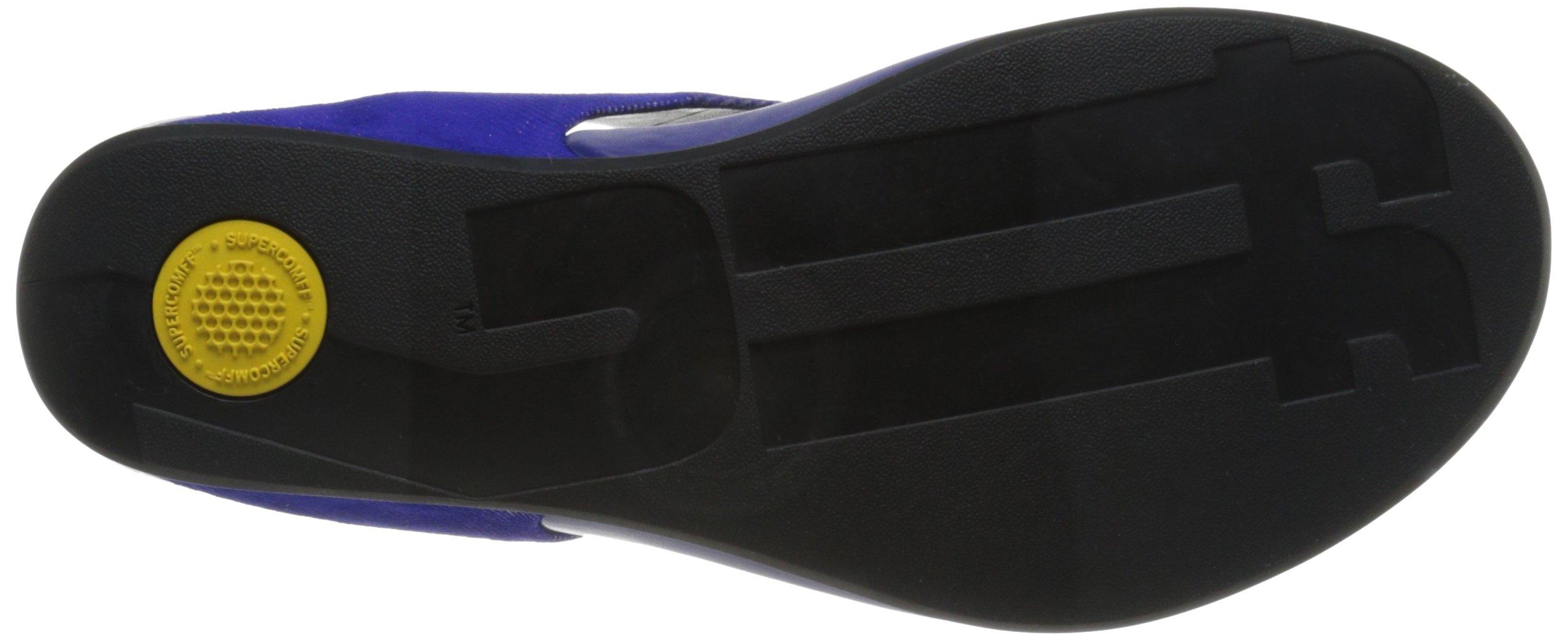 FitFlop Women's Banda Opul Flip Flop, Mazarin Blue, 7 M US by FitFlop (Image #3)