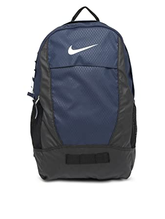 Nike Team Training Max Air Large Backpack purchase cheap 0554a 7c816  Nike  Team Training Medium blue Midnight NavyBlackWhite Size46 x 32 more photos  70855 ... a4e6fca3a023a