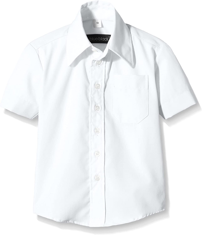 BlueBlack Boys Eric Short Sleeve Shirt