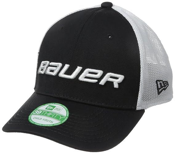 Bauer Men s 39Thirty Mesh Back Cap 1f2026e3a6ed