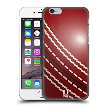 Head Case Designs Cricket Ball Collections 2 Hard Back Case For Iphone 6 Iphone 6s