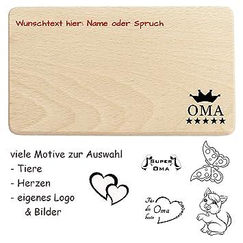 Geschenke F303274r Frauen Zu Weihnachten.Oma Brettchen Mit Gravur Name Spruch Und Motiv Aus Holz