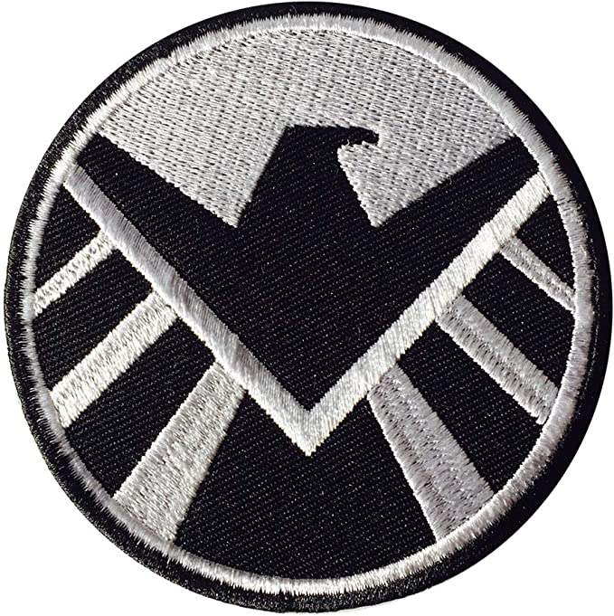 ZURICH ON SHIELD Embroidered Sew on Patch Approx 70mm FREE UK Delivery!