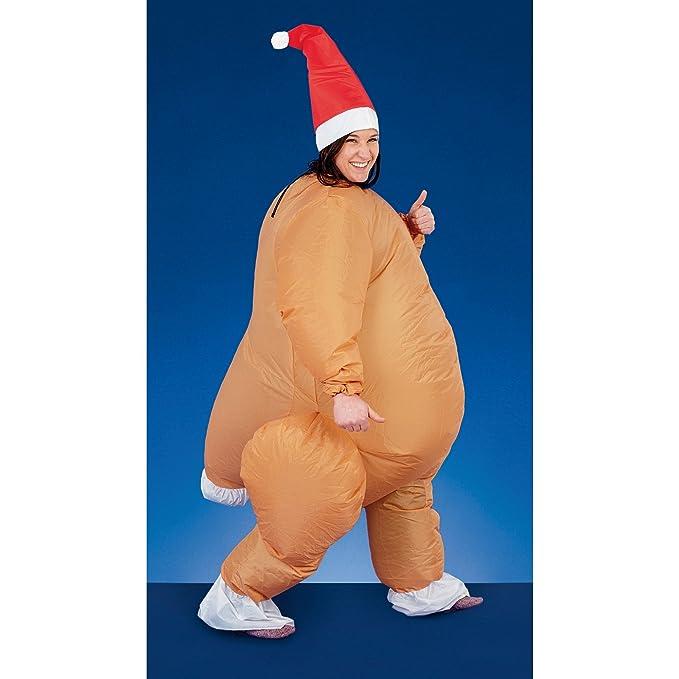 Christmas Shop - Disfraz hinchable tema Navidad de uso unisex ...