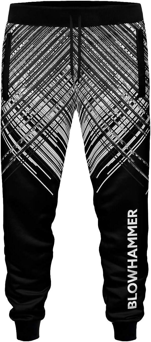 Joggers Uomo Blowhammer Platform Black Jos
