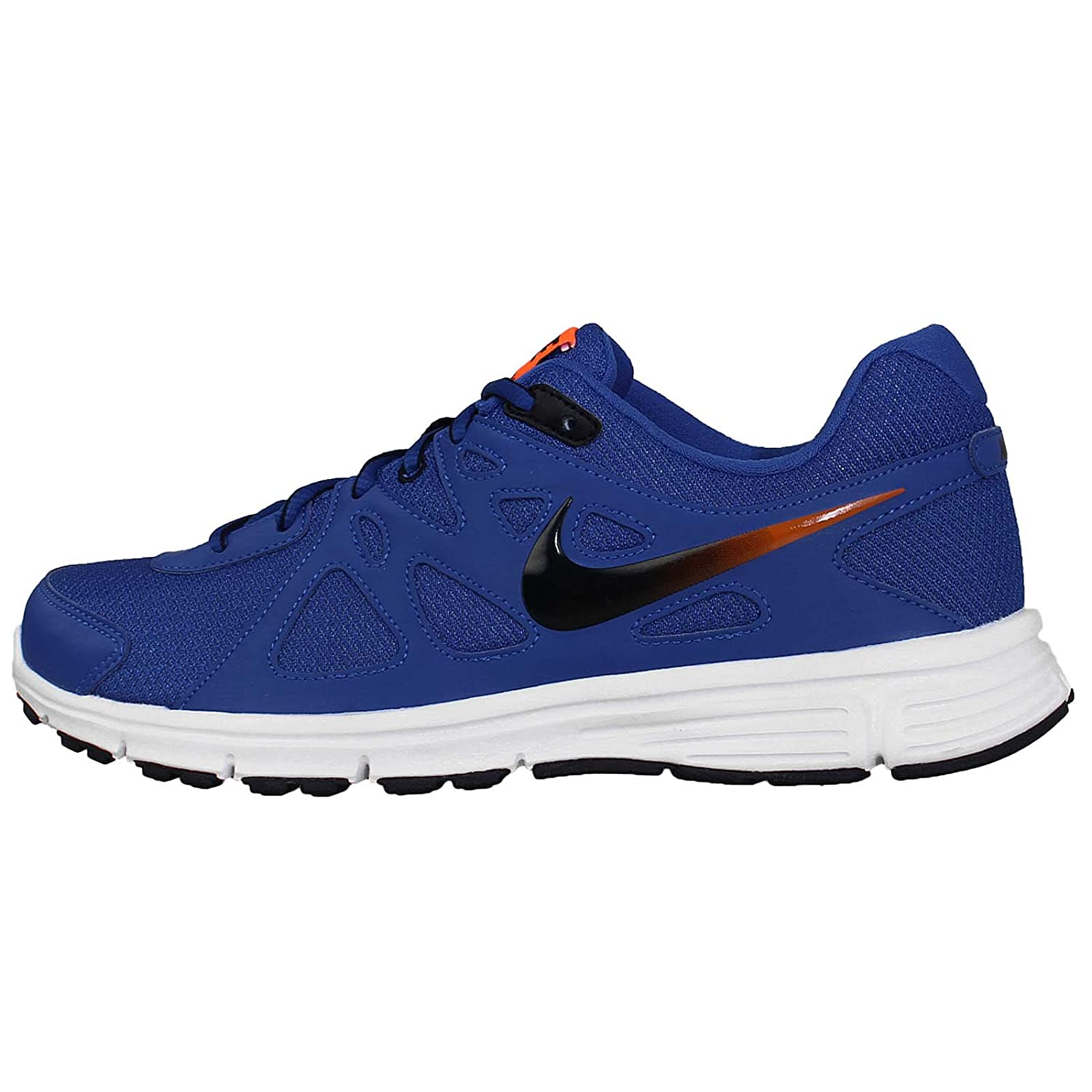 86410878678 Nike Men s Blue Mesh Running Shoes (554954-409) - (12 Uk India(47.5 Eu))   Buy Online at Low Prices in India - Amazon.in