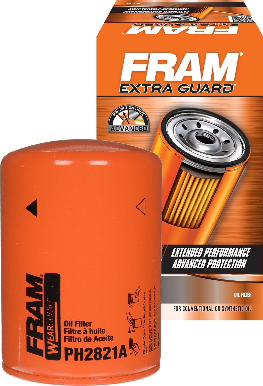 FRAM PH2821A Heavy Duty Spin-On Oil Filter rm-FTA-PH2821A