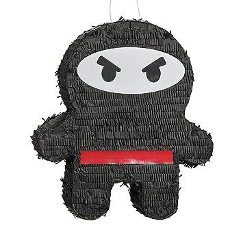 Guerrero Ninja piñata (cada): Amazon.es: Juguetes y juegos
