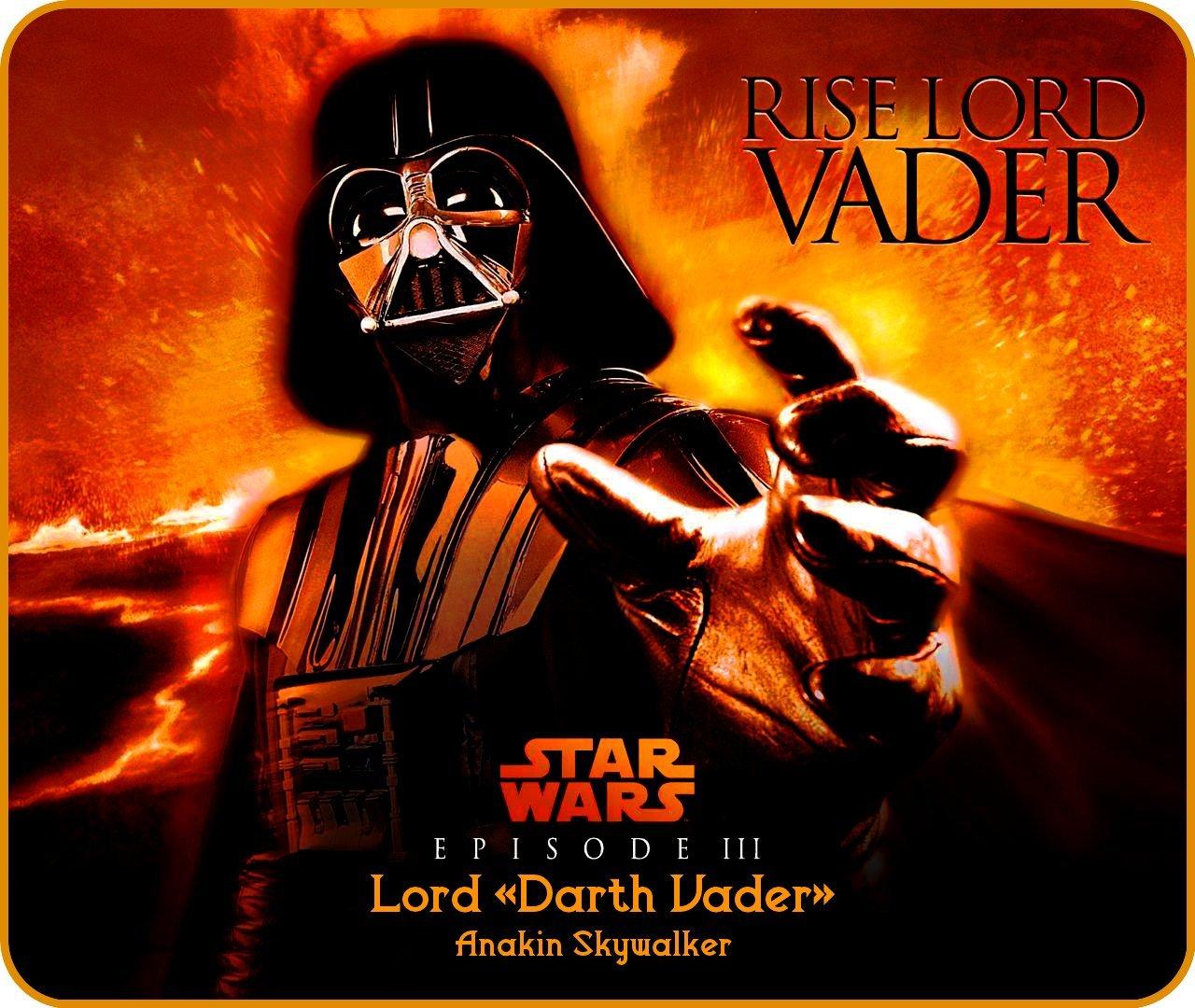 Posterhouzz Movie Star Wars Anakin Skywalker Darth Vader Hd