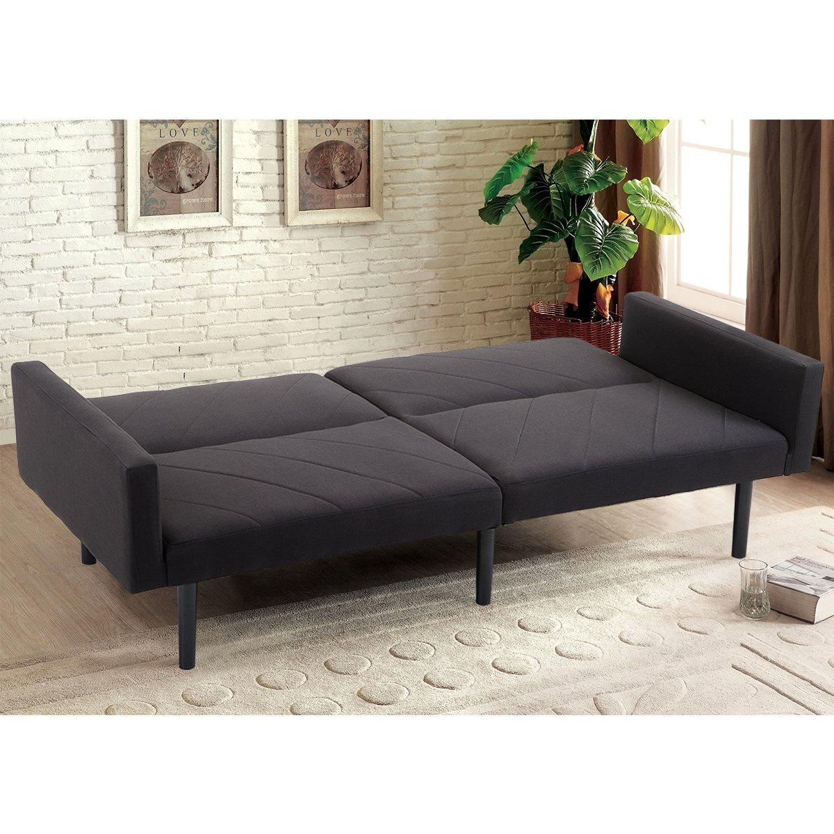 Terrific Amazon Com Giantex Futon Sofa Bed Convertible Recliner Gamerscity Chair Design For Home Gamerscityorg