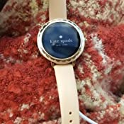 Kate Spade Ladies Scallop Touchscreen Smartwatch