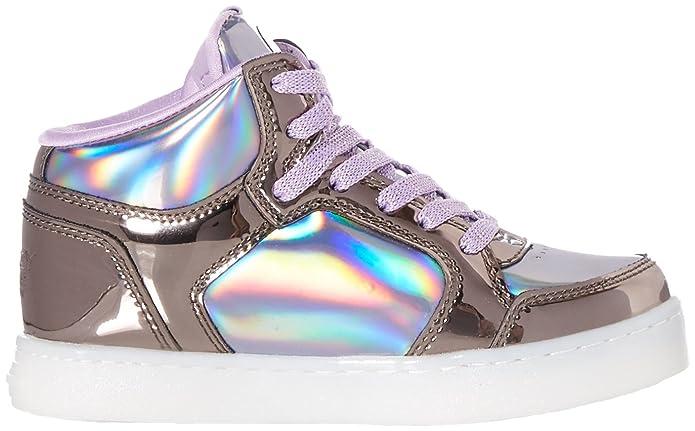 Amazon.com   Skechers Kids Girls Energy Lights-10943l Sneaker   Sneakers