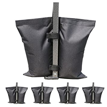 Industrial Grade ABCCANOPY Weights Bag Leg Weights for Pop up Canopy 4pcs-pack  sc 1 st  Amazon.com & Amazon.com: Industrial Grade ABCCANOPY Weights Bag Leg Weights ...