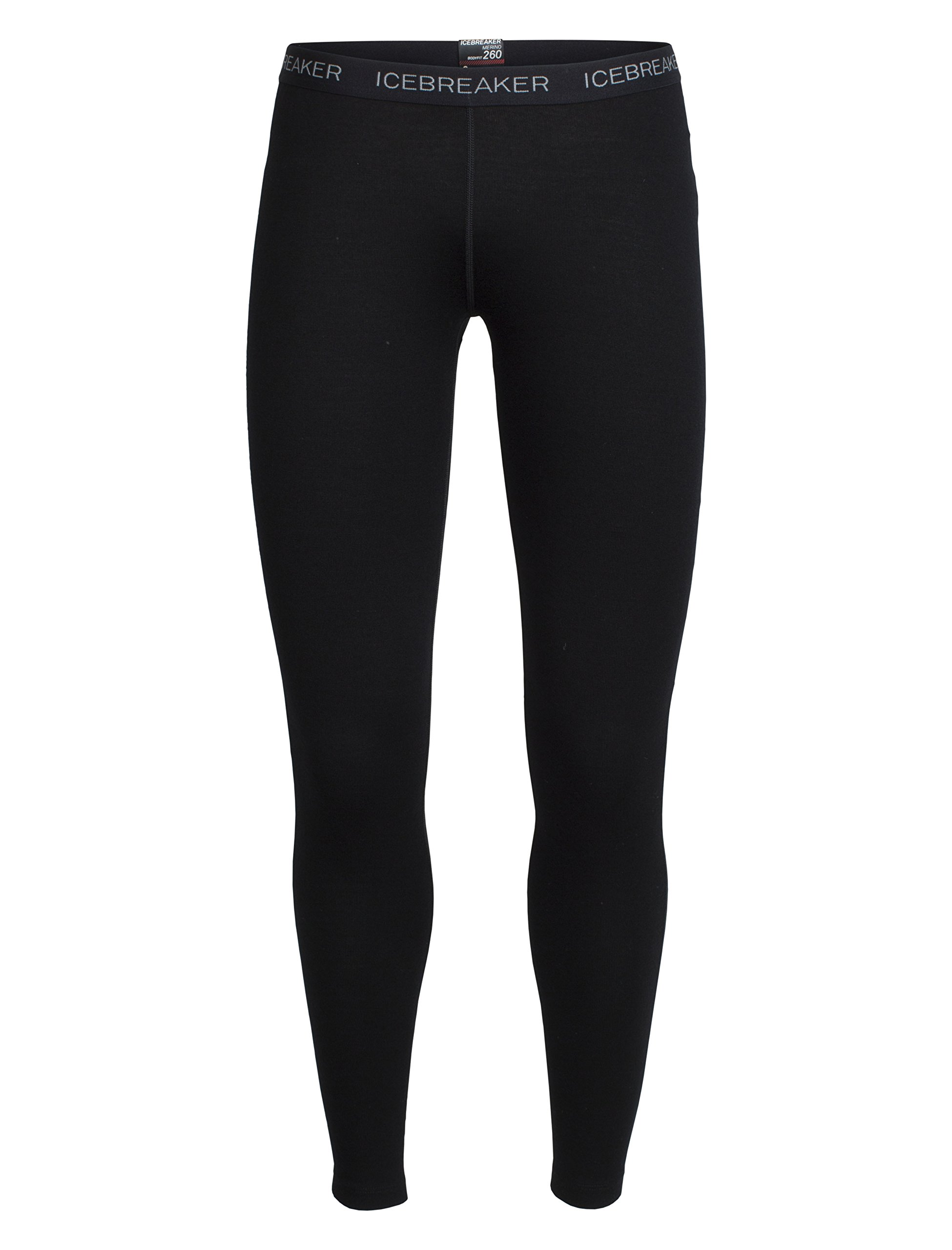 Icebreaker Merino Women's Vertex Leggings, Black, Medium