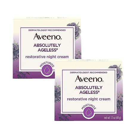Absolutely Ageless Restorative Facial Anti-Aging Night Cream, 1.7 Oz