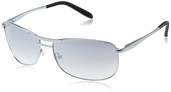 86a62a36328 Image Unavailable. Image not available for. Colour  Fastrack Semi-Rimless  unisex Sunglasses ...