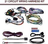 71Lb177rBqL._AC_UL160_SR160160_ amazon com painless wiring 10203 18 circuit asmbly gm trck automotive