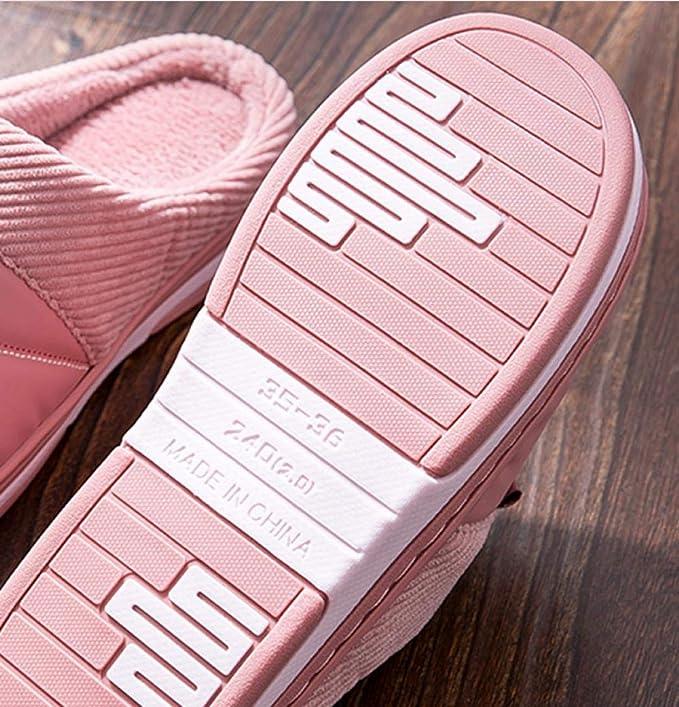 kinfuki Cerradas Calienta Zapatos,Estopa de algodón Madre ...