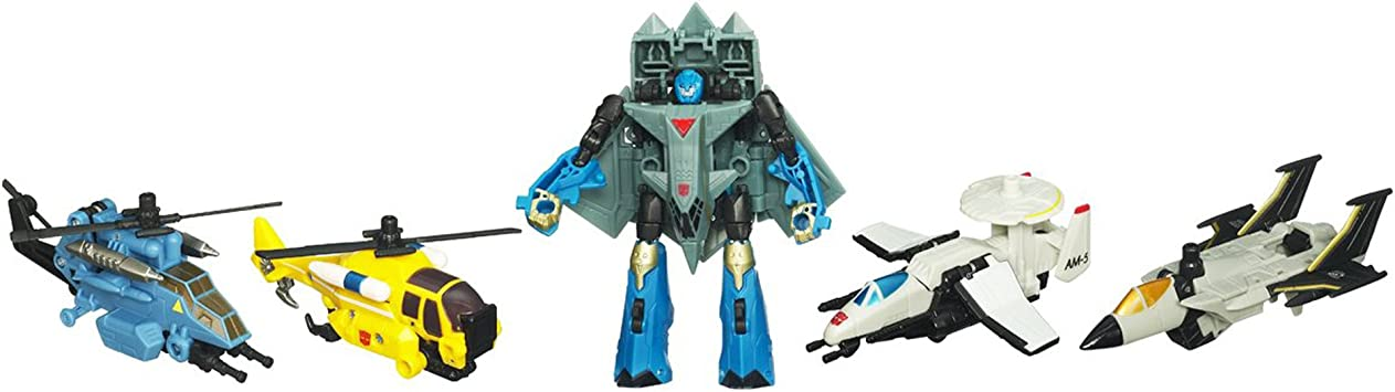 Transformers Power Core Combiners Skyburst Complete Plane PCC