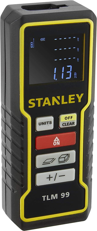 Stanley STHT1-77138 Medidor láser 30m-TLM99