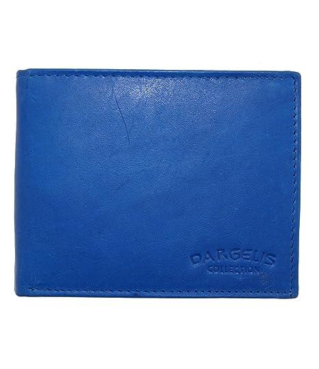 8f77e504be47c Dargelis – sehr praktisches Herren Portemonnaie Portmonee Geldbörse  Geldbeutel in 10 Farben im Querformat mit 8