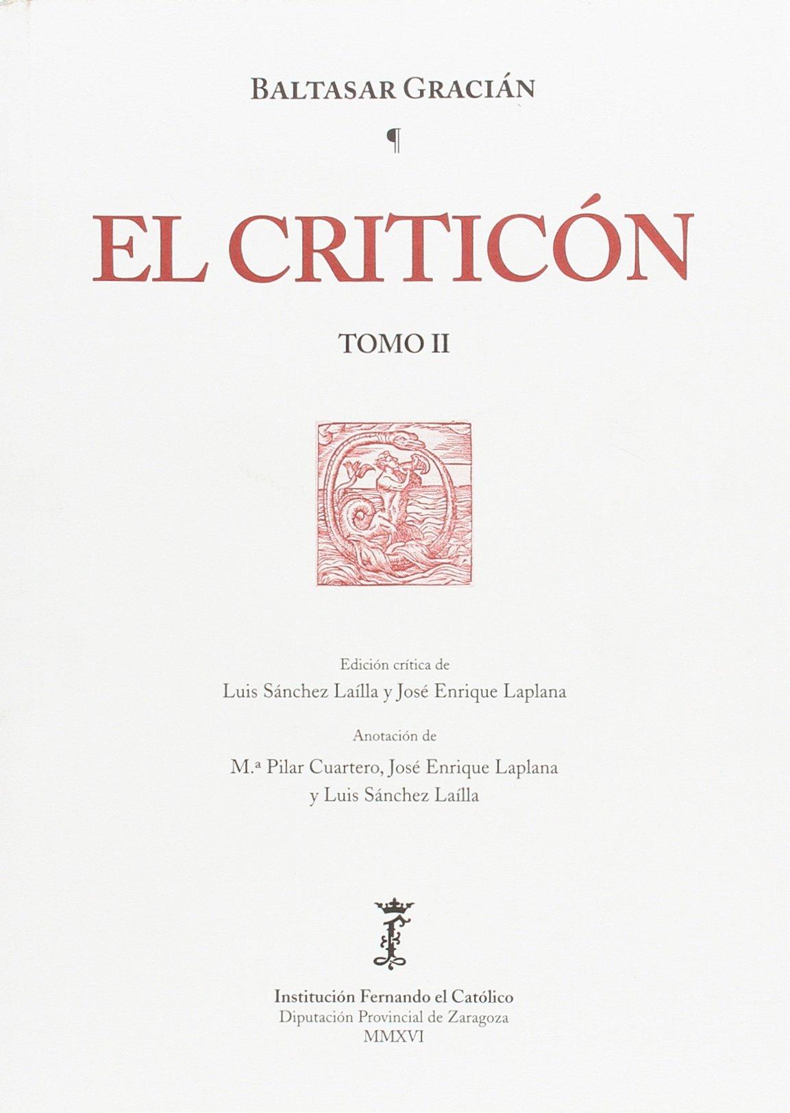 El Criticón [Volume I & II]