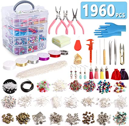 Wholesale Job Lot 12 x Mixed Jewellery Bead Sets Letters Number Ideal Party Bags