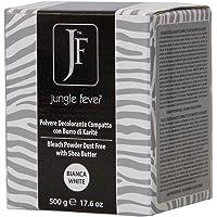 Polvo decolorante compacta – arricchite con goma de Guar – Jungle Fever tipo blanco