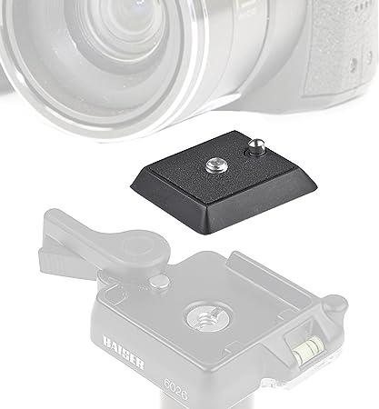 Kaiser Fototechnik 6028 Schnellwechselplatte Für Kamera