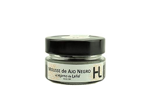 Horno de Leña Mousse De Ajo Negro 80 g: Amazon.es: Alimentación y ...