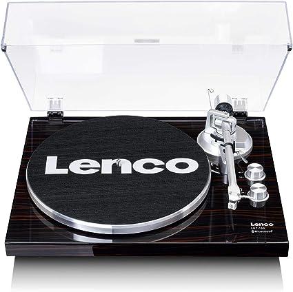 Lenco LBT-188 - Tocadiscos (Tocadiscos de tracción por correa ...