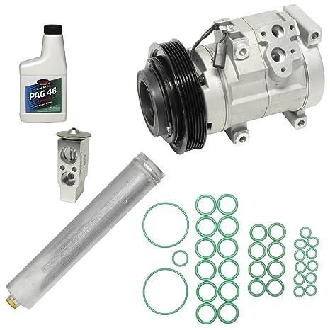 Universal aire acondicionado KT 1036 A/C compresor y Kit de componente