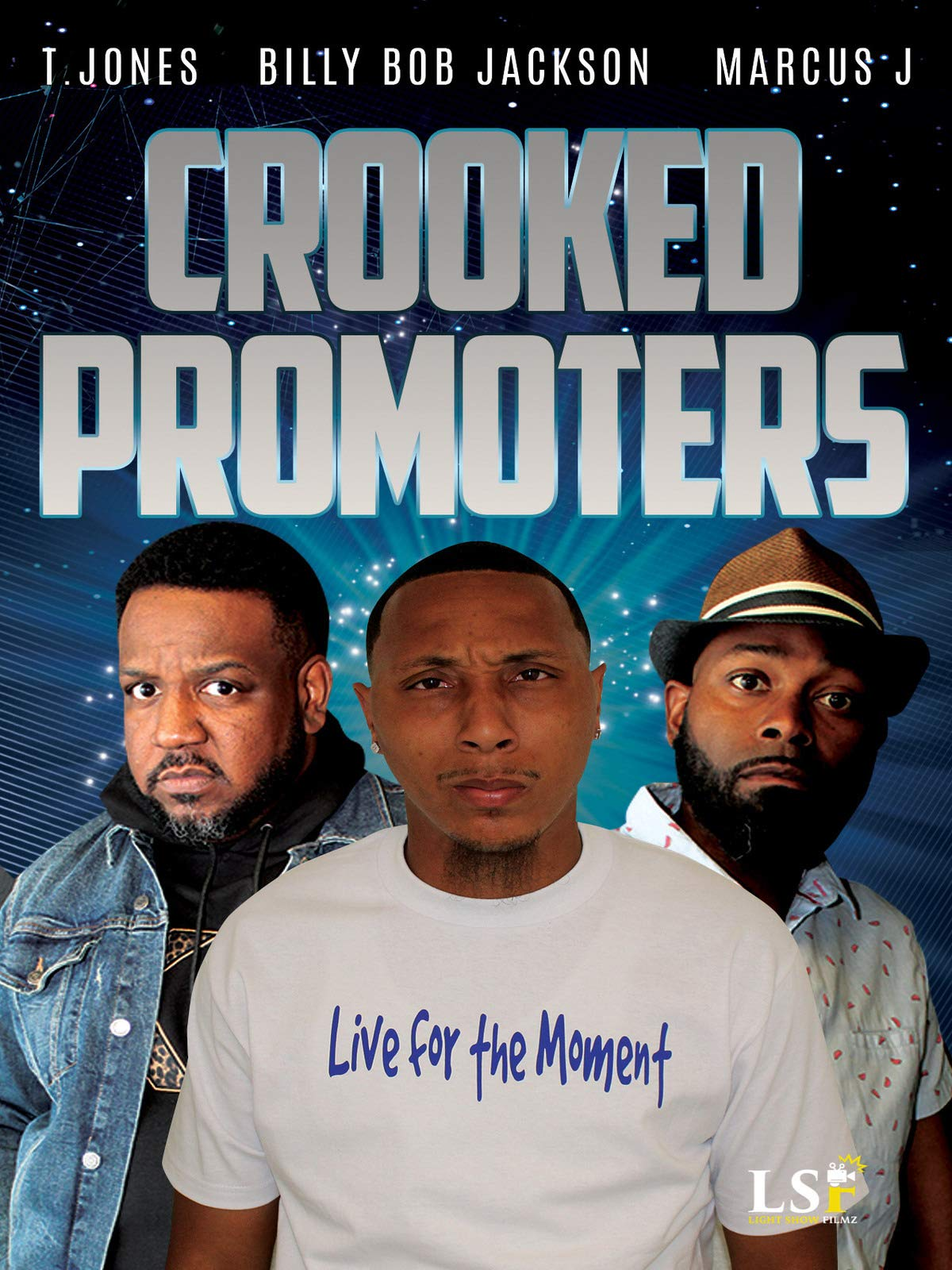 Crooked Promoters (The Movie) on Amazon Prime Video UK