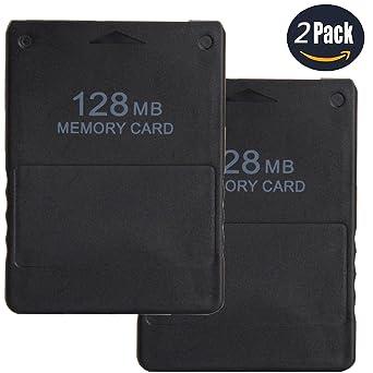 LEAGY 2 Paquetes Tarjeta de memoria de 128MB para Sony ...