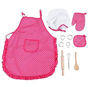 bb5e2177c54 Juego de chef para niños Niños Juego de imaginación para cocinar con juegos  de rol de ...