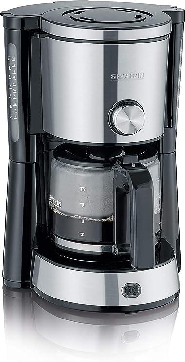 SEVERIN KA 4825 Cafetera Type Switch para filtros de Café Molido ...