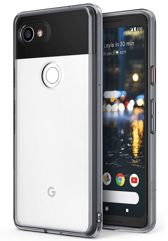 Funda Ringke Fusion para Google Pixel 2 XL [75Q9FN4X]