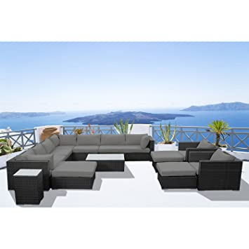Concept-Usine Stalla: Salon de jardin 13/14 pers modulable en résine ...