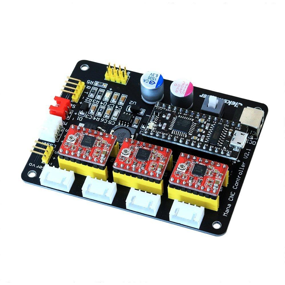 madat eleksmaker® Mana de 3 ejes Motor Paso controlador de ...