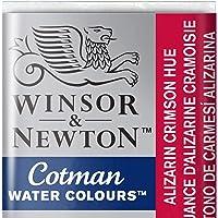 Winsor&Newton Cotman Sulu Boya, Yarım Tablet, Alizarin Crimson Hue 003