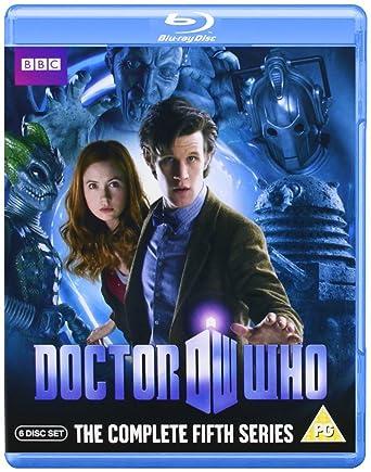 Doctor Who - Complete Series 5 Box Set Reino Unido Blu-ray: Amazon.es: Matt Smith, Karen Gillan, Matt Smith, Karen Gillan: Cine y Series TV