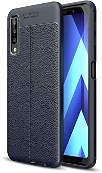 Fertuo Funda Samsung A7 2018, Ultra Fina Carcasa Silicona Suave ...