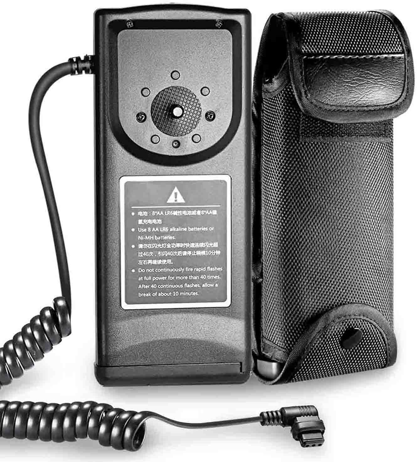Neewer Externer Blitz Akku Pack Für Canon 600ex 580ex Kamera
