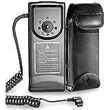 Neewer Batterie externe pour Canon 580EX/580EX II/550EX/540EZ/MR - 14EX/MT - 24EX Neewer NW680/et le TT560/TT520 Speedlite Flash Units
