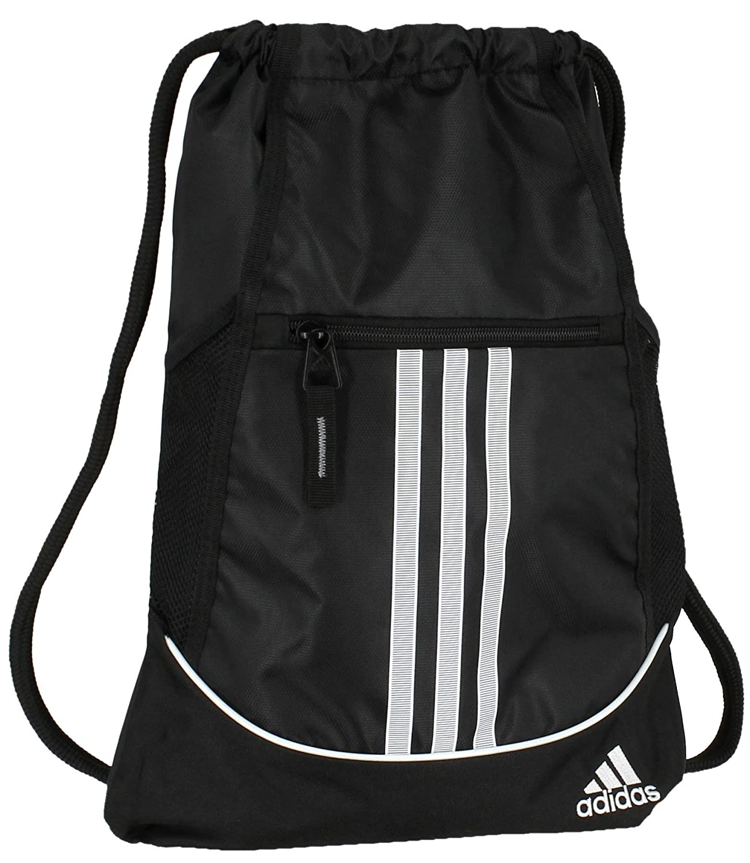 Adidas Alliance II Synthetic Black Sackpack for Men
